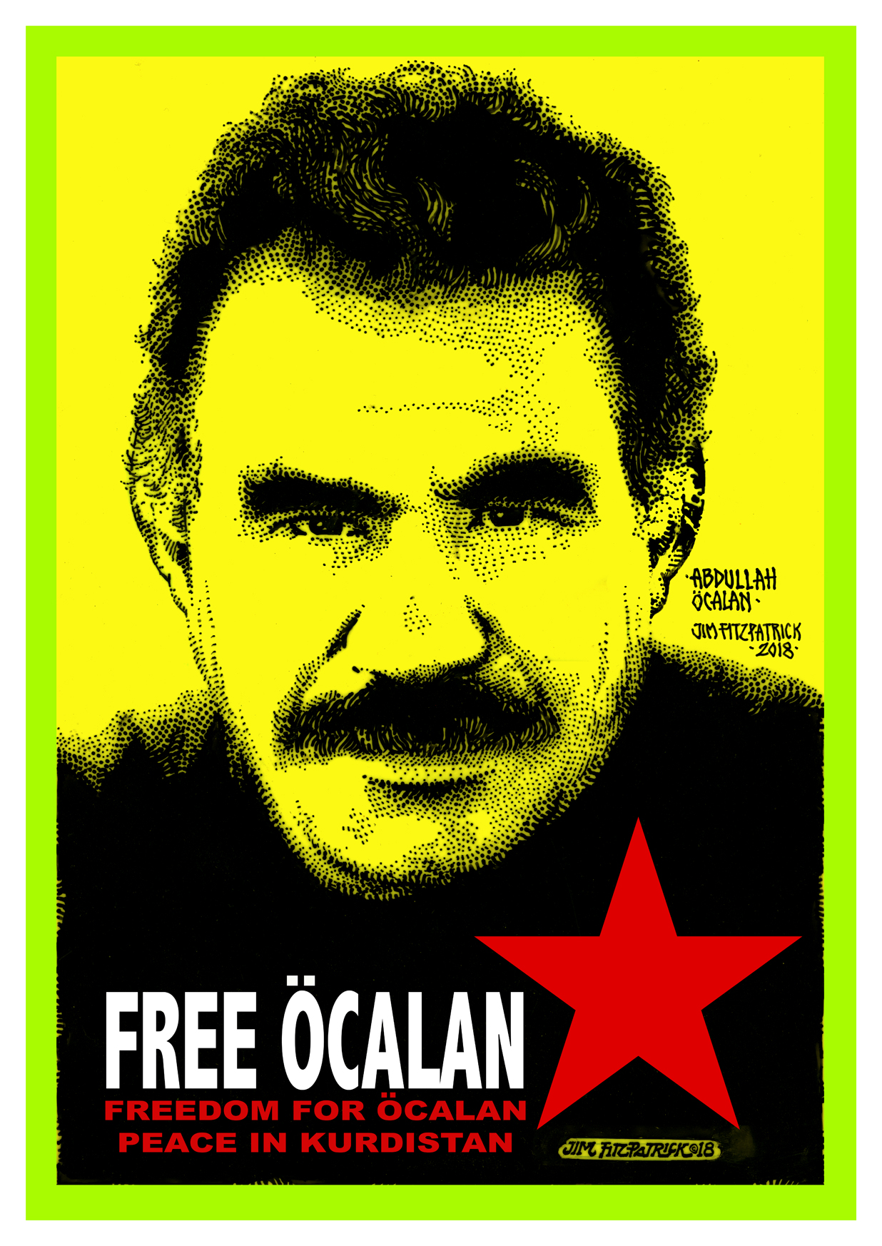 Happy Birthday, Abdullah Öcalan!