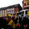 'Free-Öcalan' Bus in Frankfurt